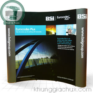 Picture Khung backdrop (popup) 3x4 o cong (kt 230x300 cm)